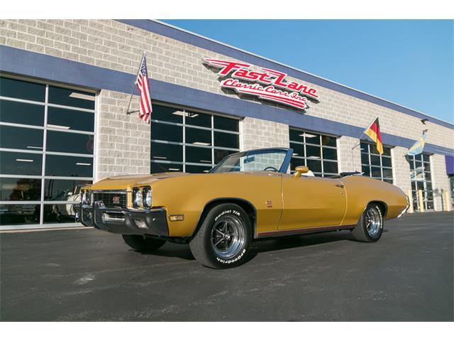 1972 Buick Gran Sport | 928640