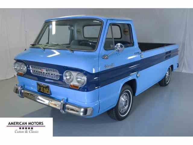 1964 Chevrolet Corvair Rampside Pickup | 928641