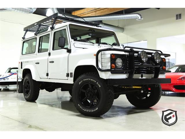 1987 Land Rover Defender | 928646