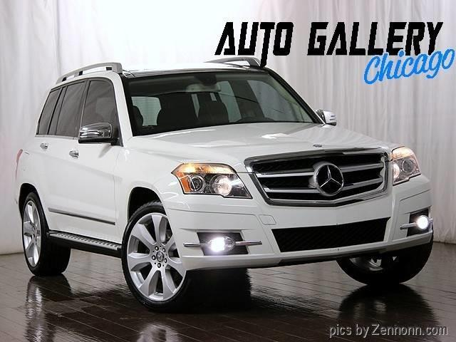 2010 Mercedes-Benz GLK350 | 928647