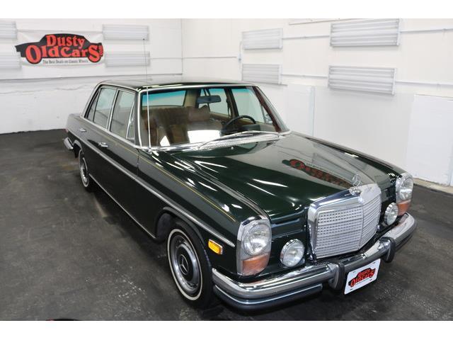 1973 Mercedes-Benz 280 | 928658