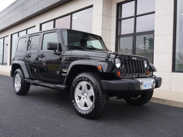2010 Jeep Wrangler | 928675