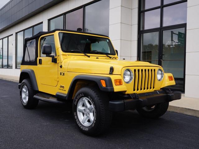 2005 Jeep Wrangler | 920868