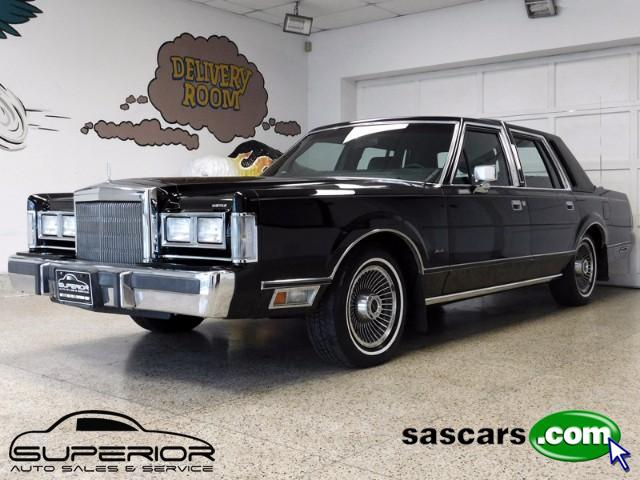 1988 Lincoln Premiere | 928680