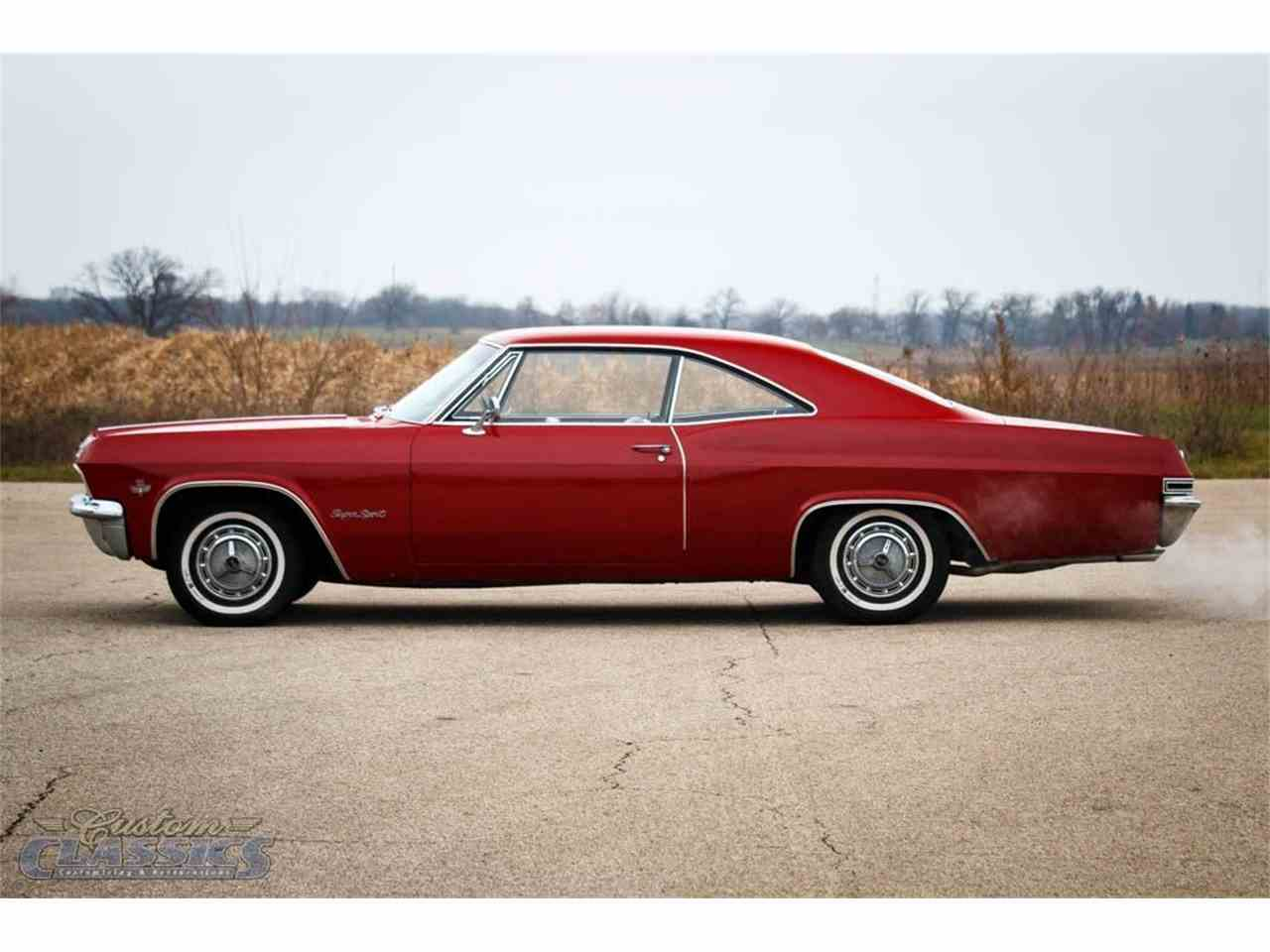 1965 chevrolet impala ss for sale cc 928682. Black Bedroom Furniture Sets. Home Design Ideas