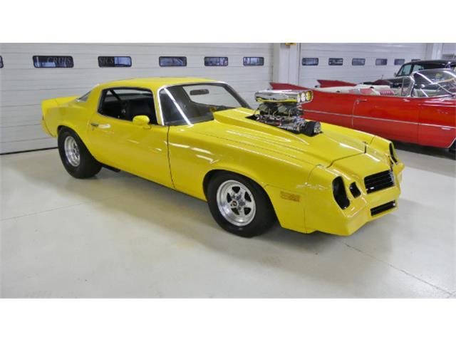 1978 Chevrolet Camaro | 928684