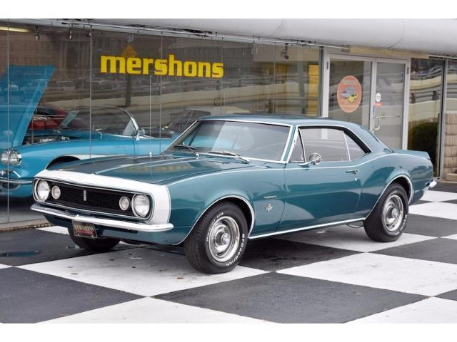 1967 Chevrolet Camaro | 928689