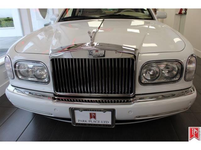 2001 Rolls-Royce Silver Seraph | 928694