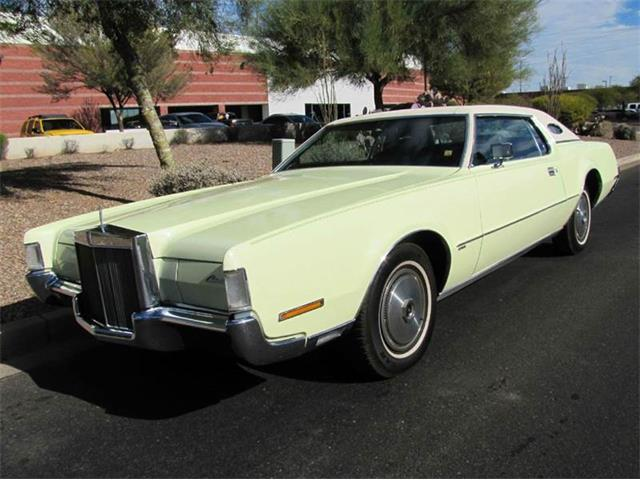 1972 Lincoln Continental Mark IV | 928699