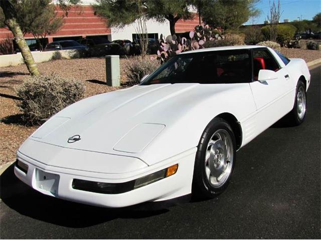 1993 Chevrolet Corvette | 928700
