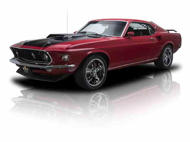 1969 Ford Mustang Mach 1 | 928707