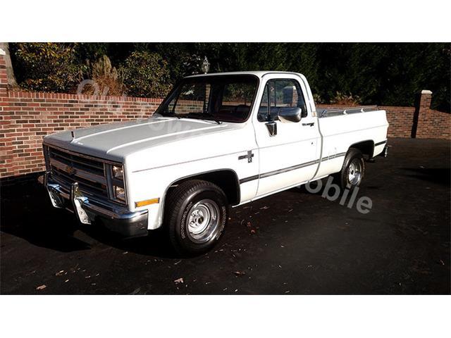 1985 Chevrolet C/K 10 | 928708