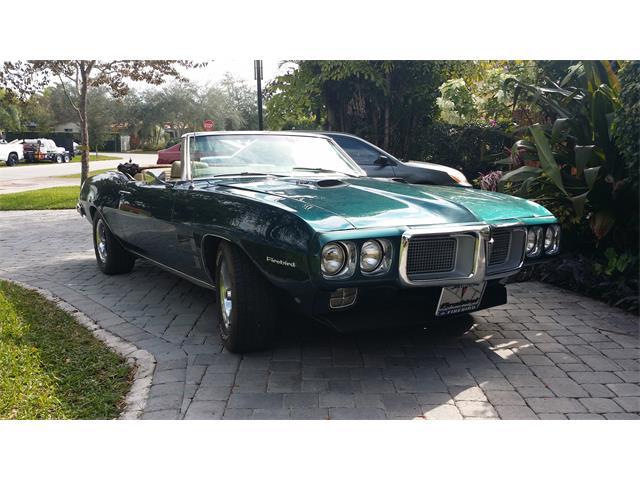 1969 Pontiac Firebird 400 | 928714