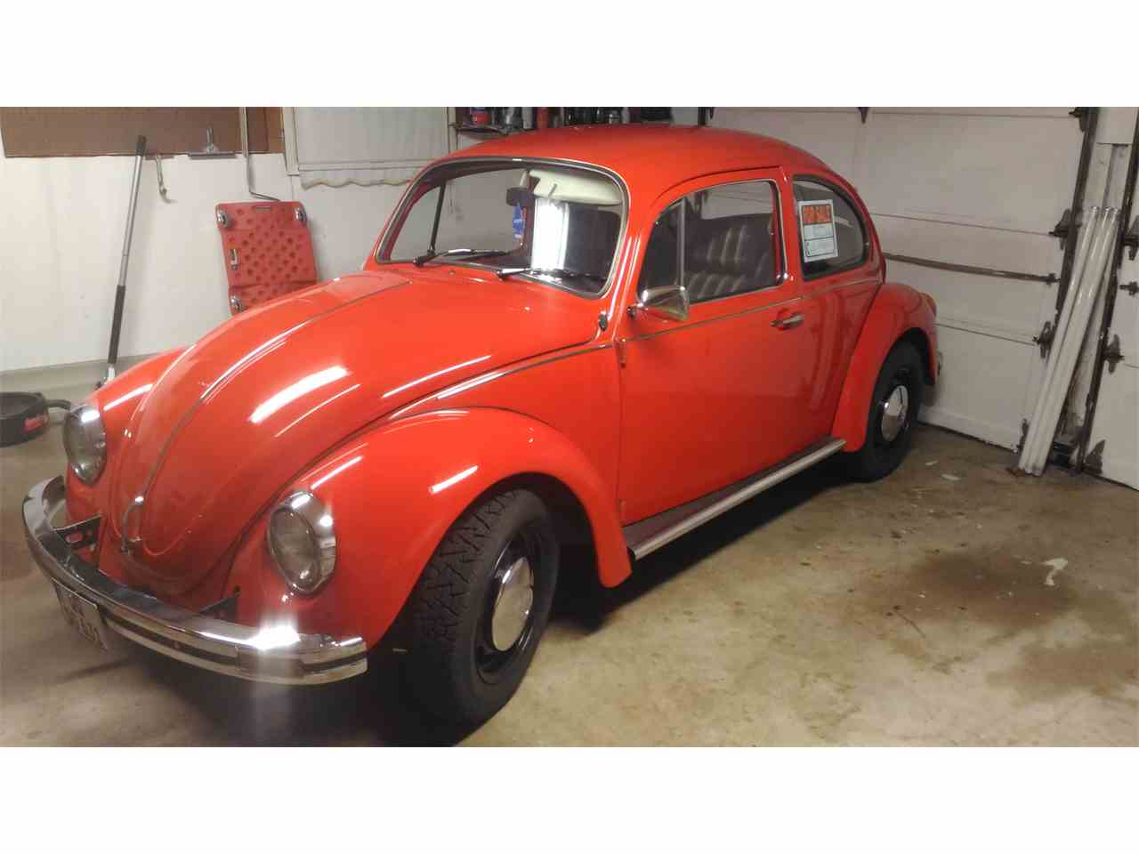 1985 volkswagen beetle for sale cc 928724. Black Bedroom Furniture Sets. Home Design Ideas