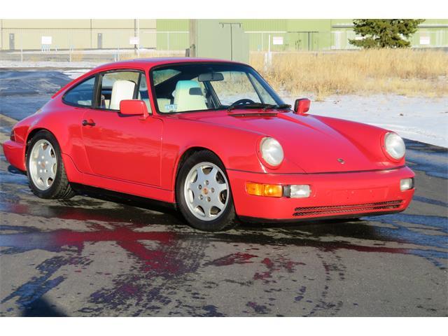 1989 Porsche 911 Carrera | 928726