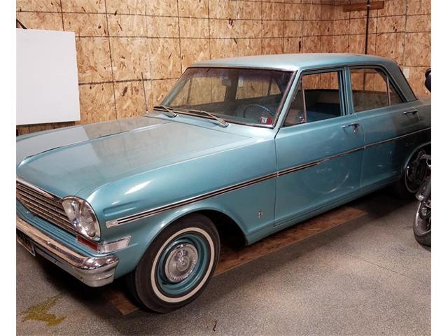 1963 Chevrolet Nova II | 928727