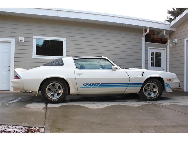 1980 Chevrolet Camaro Z28 | 928731
