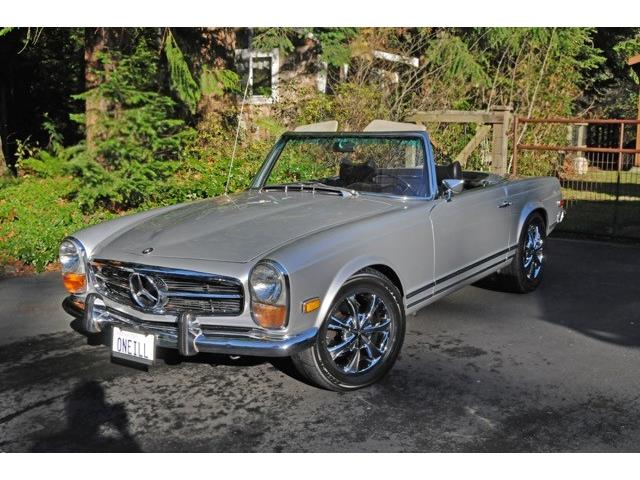 1971 Mercedes-Benz 280SL | 928734