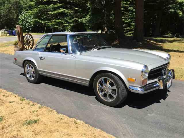 1971 Mercedes-Benz 280SL | 928734
