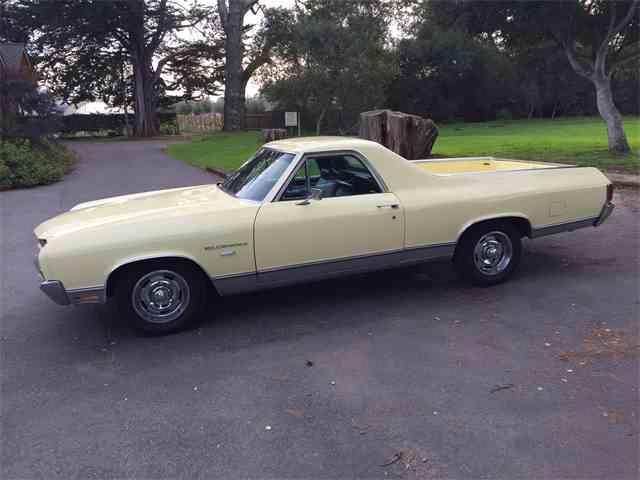 1970 Chevrolet El Camino | 928735