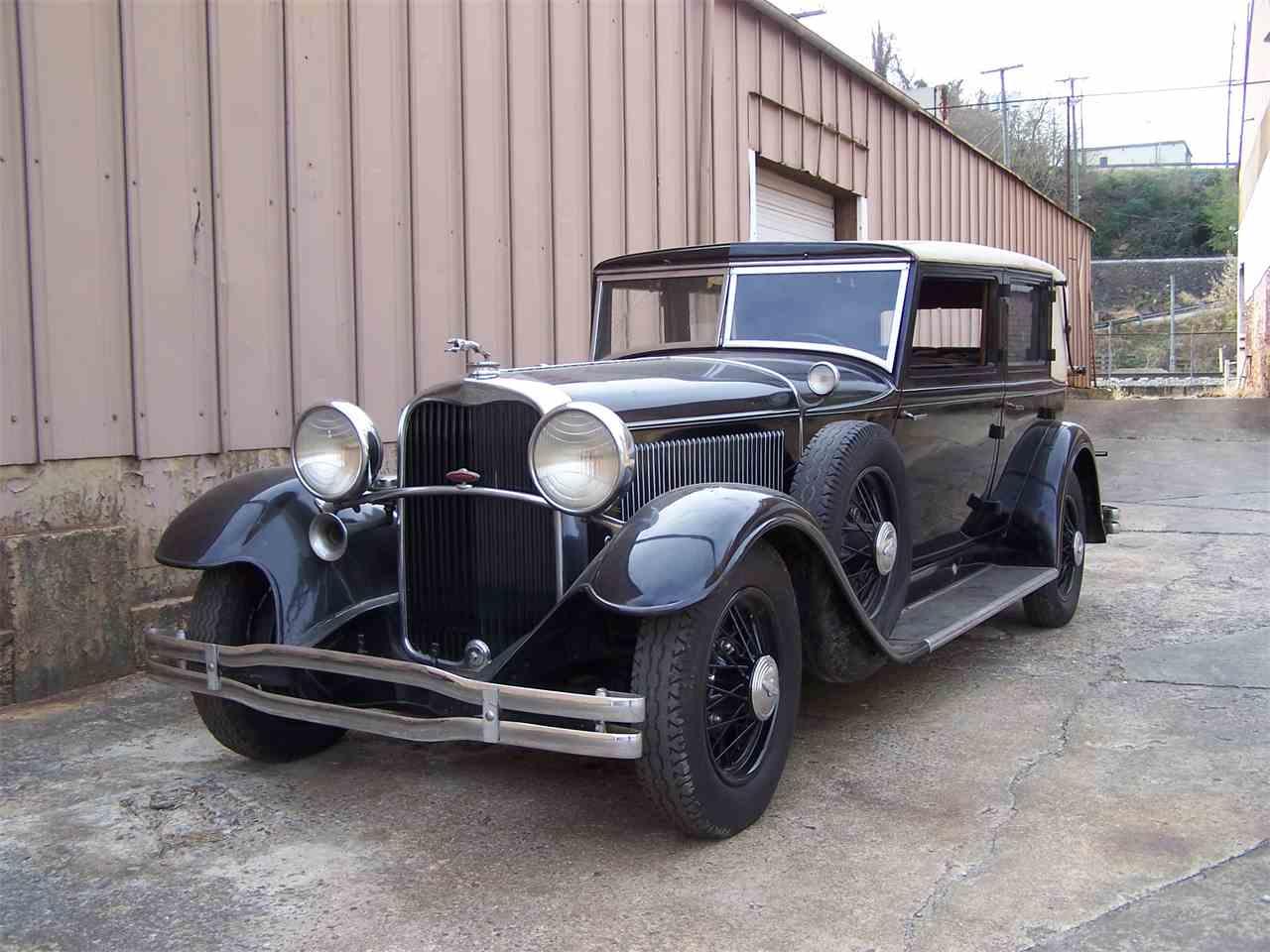 Large Picture of '31 Model K Custom Berline By Judkins - JWMG