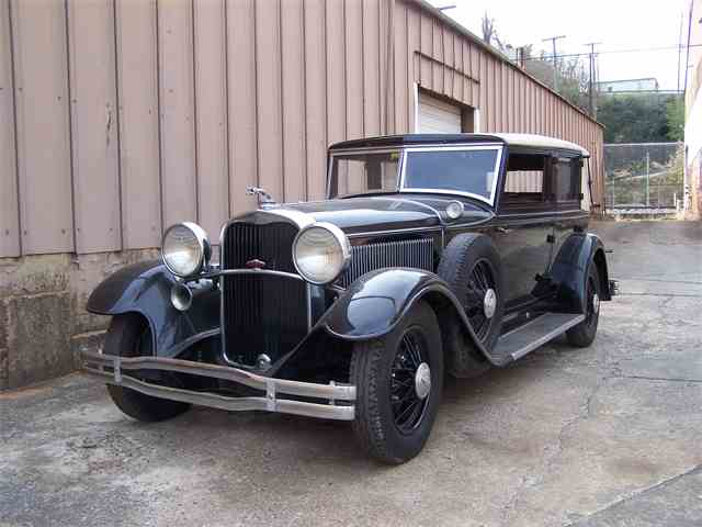 1931 Lincoln Model K Custom Berline By Judkins | 928744