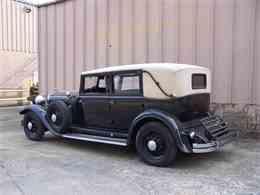Picture of '31 Model K Custom Berline By Judkins - JWMG