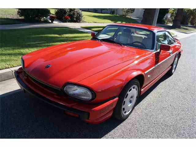 1993 Jaguar XJR-S | 928745