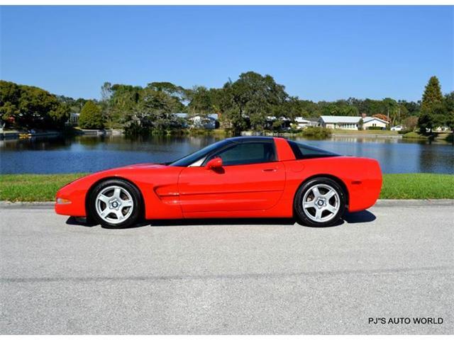 1998 Chevrolet Corvette | 928746