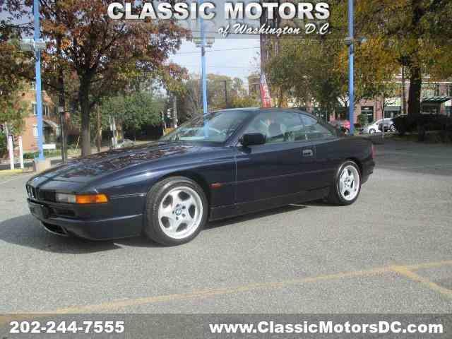 1995 BMW 8 Series | 920875
