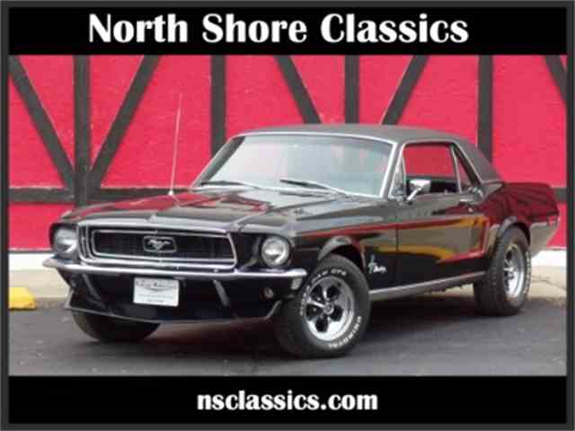 1968 Ford Mustang | 928750