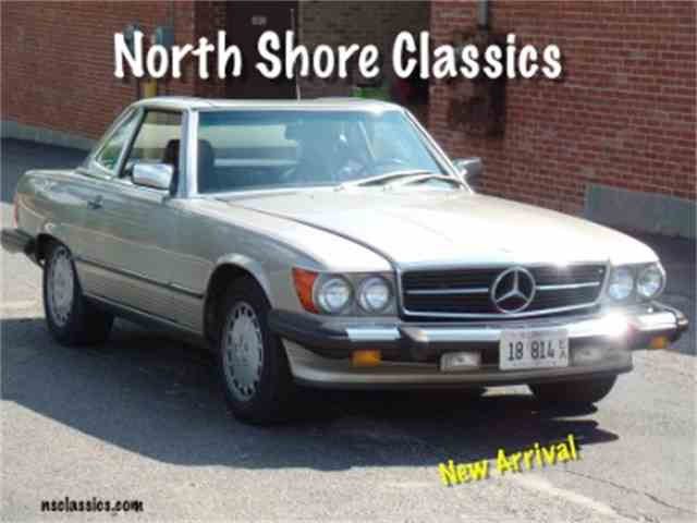 1989 Mercedes-Benz 560SL | 928752