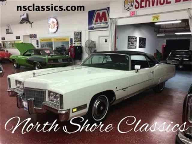 1971 Cadillac Eldorado | 928755
