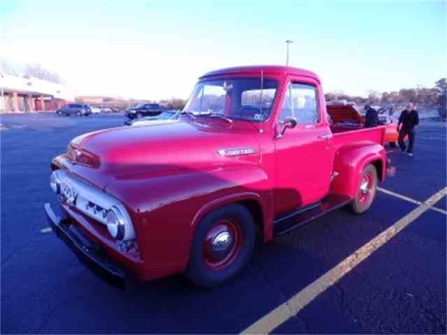 1953 Ford F100 | 928759