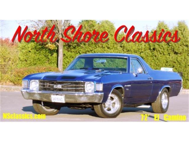 1972 Chevrolet El Camino | 928761