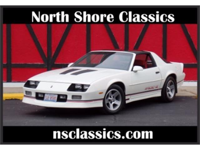 1989 Chevrolet Camaro | 928764