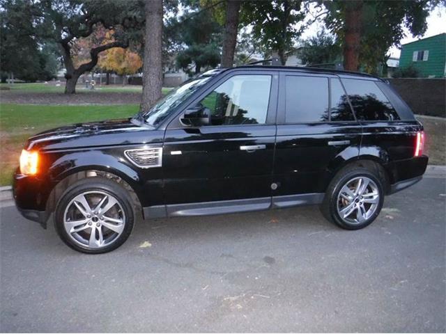 2010 Land Rover Range Rover Sport | 928765