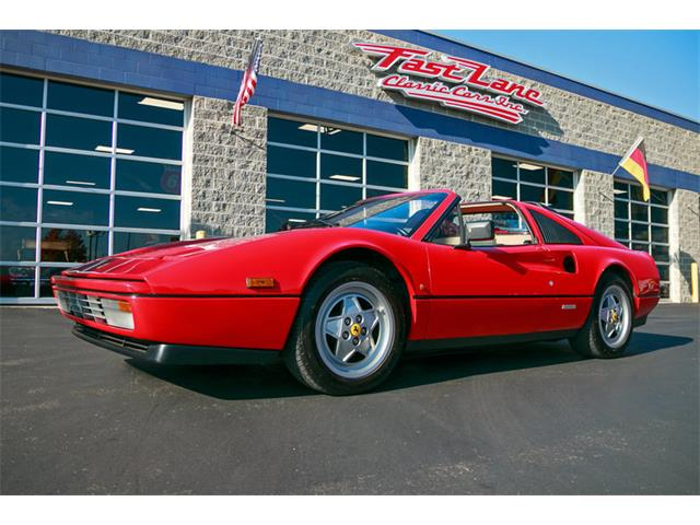 1989 Ferrari 328 GTS | 928769