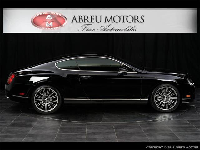 2009 Bentley Continental | 928772