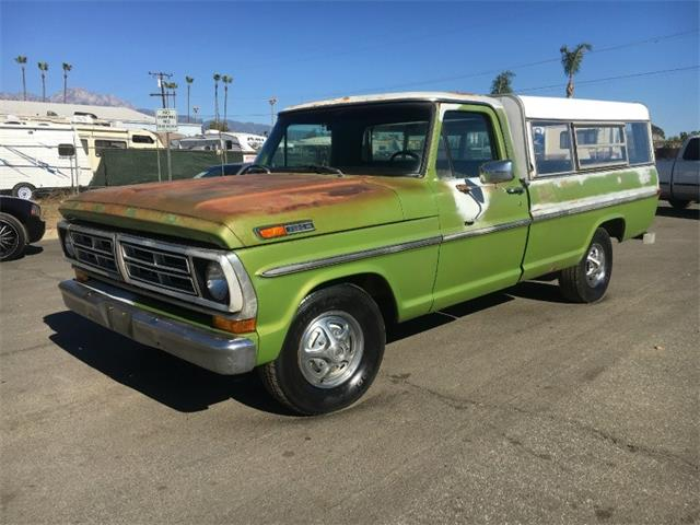 1972 Ford F100 | 928780