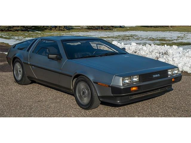 1981 DeLorean DMC-12 | 928782