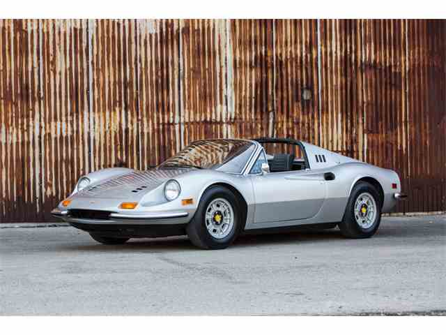 1972 Ferrari 246GTS Dino  | 928795