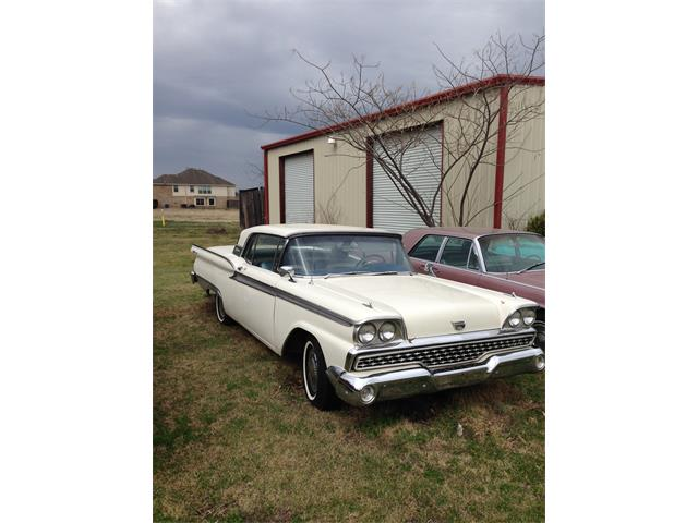 1959 Ford Galaxie Skyliner | 928802