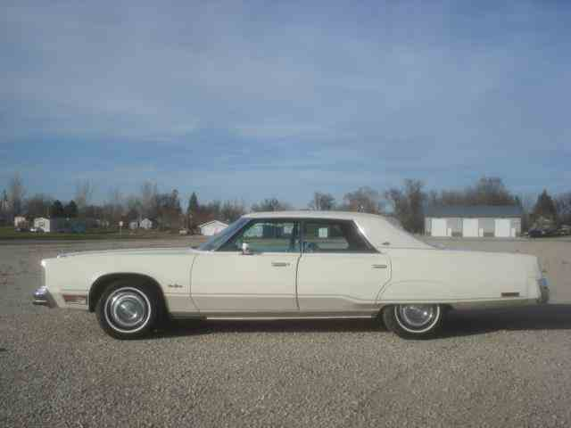 1978 Chrysler New Yorker Brougham Four Door Hardtop | 928805