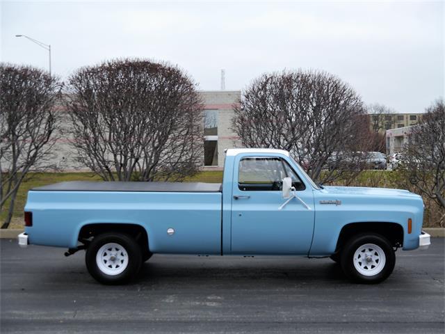 1973 Chevrolet C/K 10 | 928808