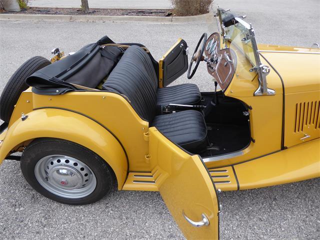 1952 MG TD | 928812