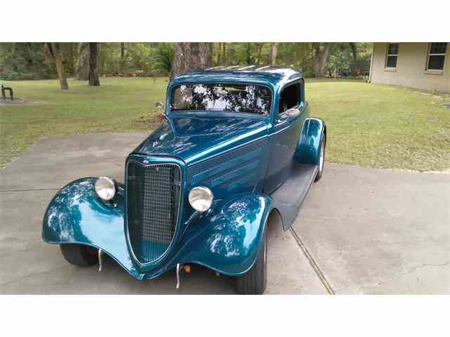 1934 Ford Model 40 | 928815