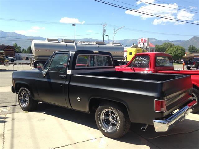 1976 Chevrolet Pickup   928820
