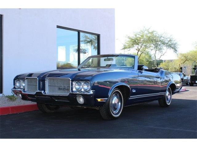 1971 Oldsmobile Cutlass | 920883