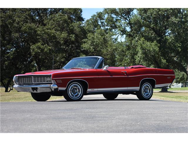 1968 Ford Galaxie 500 XL | 928831